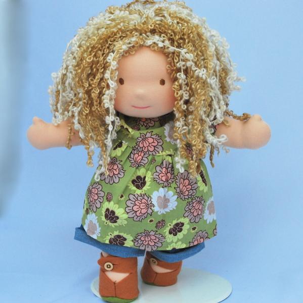 Кукла своими руками фото
