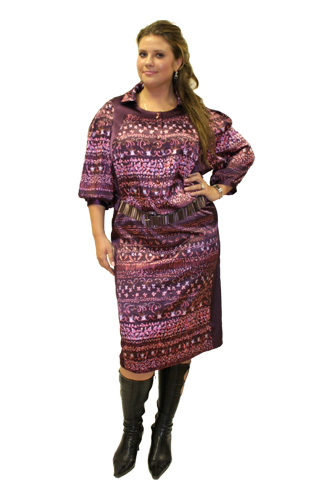 Одежда 56 размера платья