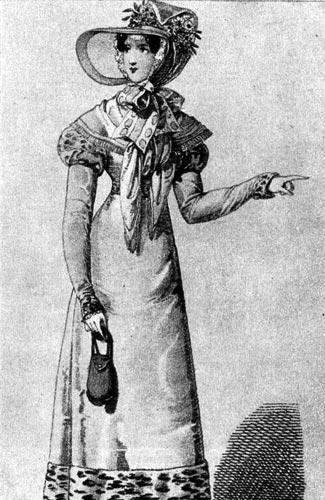 В аристократические круги сумочку ввела в середине XVIII века фаворитка...