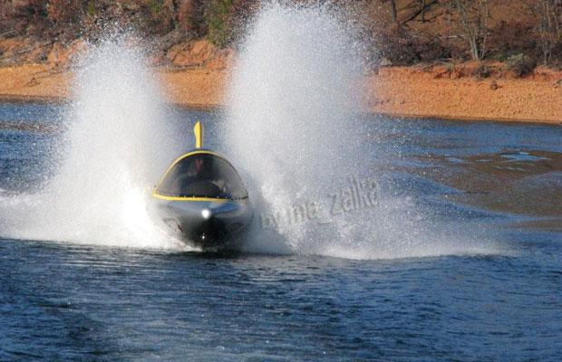 выпрыгивание подводной лодки