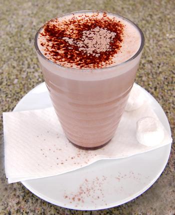 ром темный - 2 ст.л. сладко-горький шоколад - 250г. молоко (цельное...