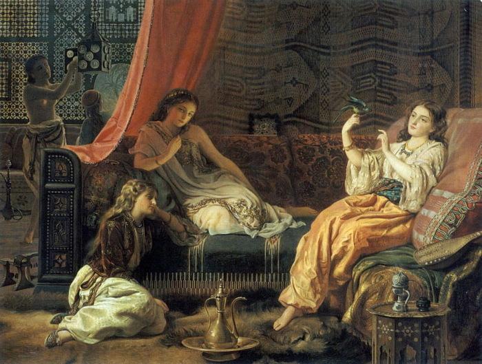 Представление и история гарема! Резиденция султана