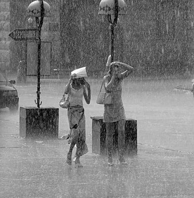 Что мы знаем про дождь?