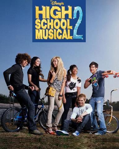 «Классный Мюзикл: Каникулы» / 2007