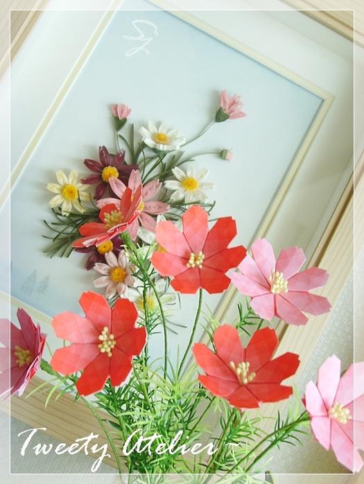 Разные цветы из бумаги.  МК на каждый цветок.