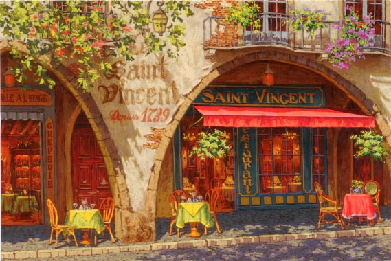 """""""Summer in Provence """""""