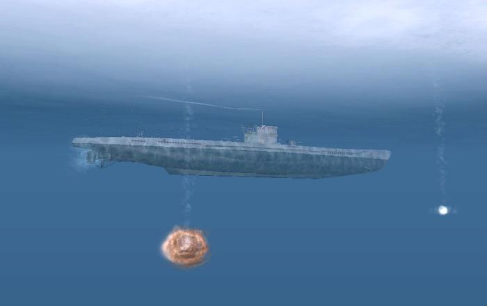 Подводный флот германии во 2 й мировой
