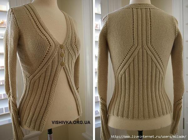 вязаные женские жилеты фото. связать жилет женский спицами.