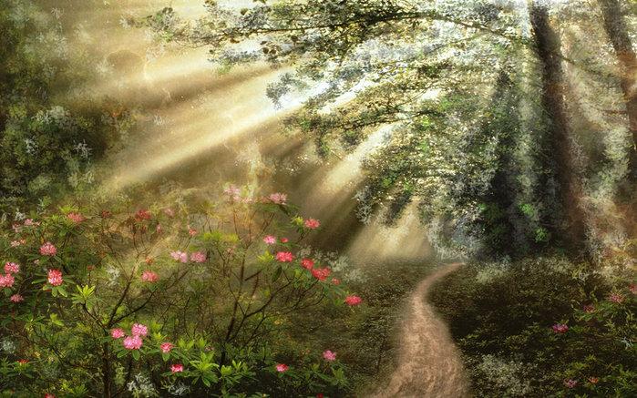 Тропинки. 52193868_Fantasy_BG_forest_2_Stock_by_irinama