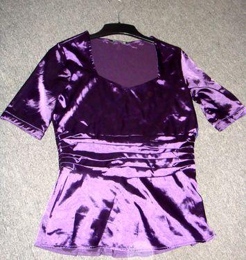Блузка Блестящая