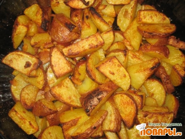 Картошка на костре рецепты видео