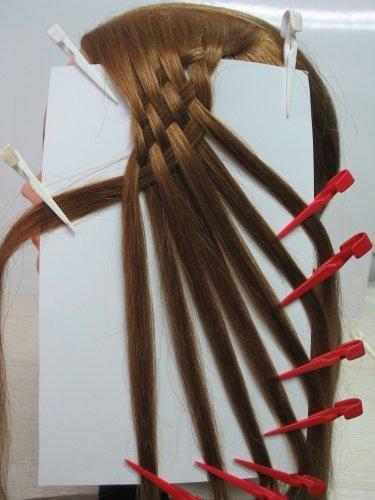 Плетение косичек видео уроки.