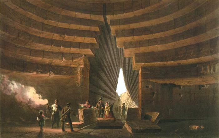 Гробница кургана Куль-Оба