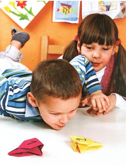 Поделки из бумаги с детьми и для детей.  Рукоделие и хобби.  Как .  450=344.  Поделки из бумаги с детьми и.