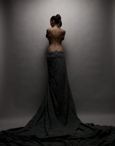 Красивые девушки со спины.