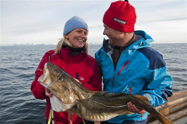 на рыбалку в норвегию на машине форум
