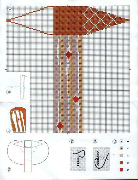 монохромная вышивка крестом схемы. схема вышивки бабочки бисером.