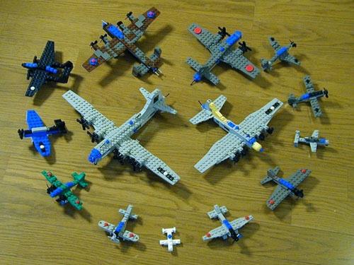 Лего самолеты как сделать