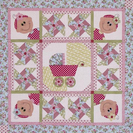 Лоскутное одеяло схемы детское 12