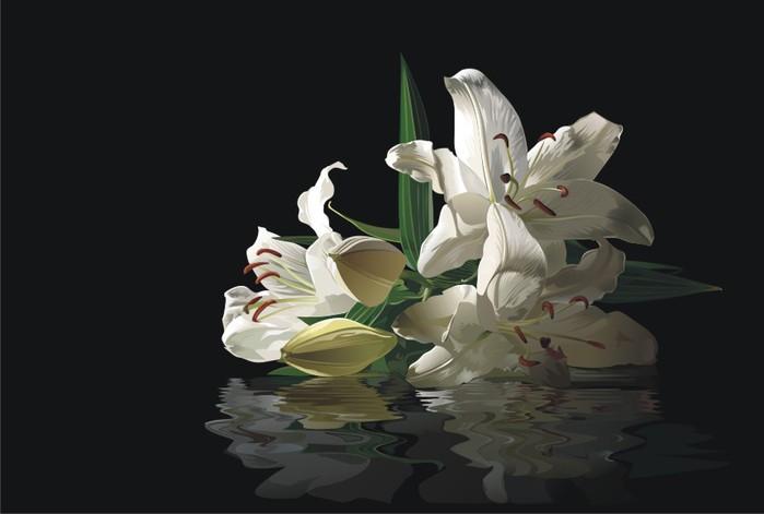 Igor Dvoretskiy - Есть в графском парке чёрный пруд, там лилии цветут... photoxx.ru 2011 оригинальный источник...