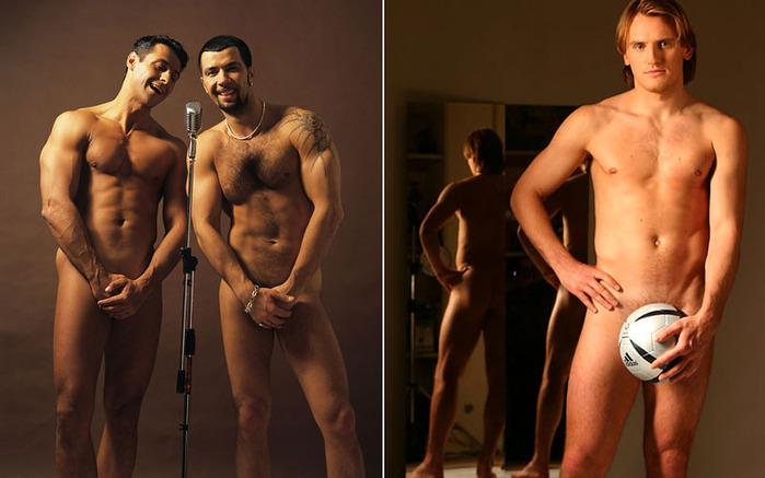 фото голые российские актеры