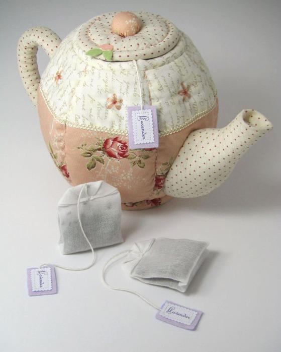 Текстильные мелочи для дома