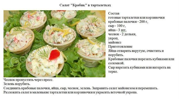 Рецепты салатов очень вкусных пошагово