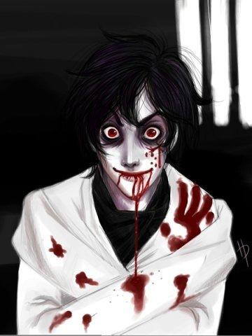 Картинки аниме психи - d3