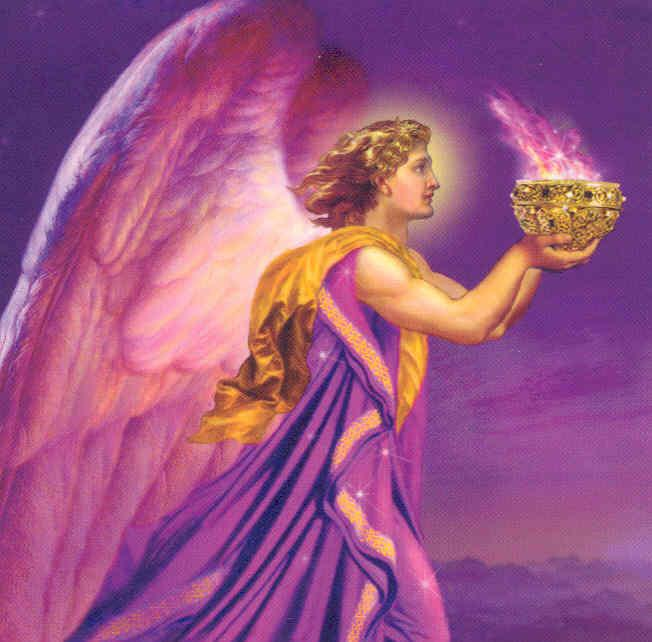 Archangel Metatron (Enoch) along with his twin brother Archangel
