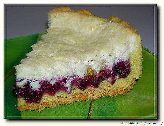 Песочный пирог с творогом в мультиварке рецепт с