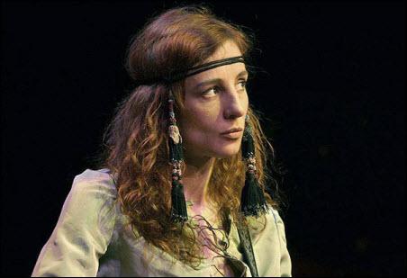 Ольга Арефьева в клубе Меццо-Форте 26 июня 2009