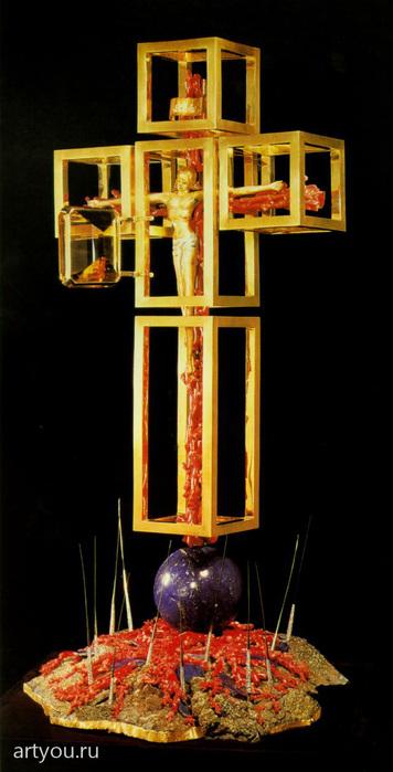 Сальвадор Дали Крест Ангела