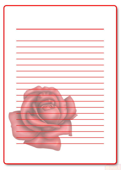 скачать красивые бланки для писем бесплатно - фото 5