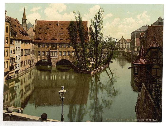 Старая Германия