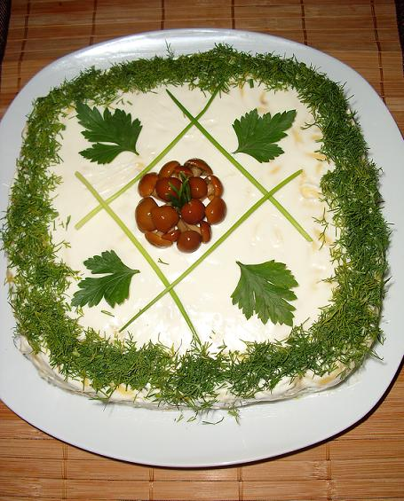 "Рецепт салата ""Гранатовый браслет"" 48609528_DSCI0262"