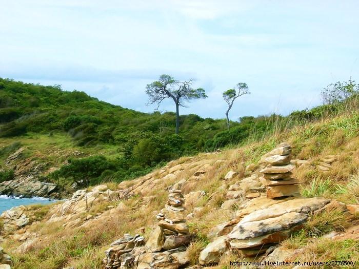 остров Самет, пляж Ao Pakarang