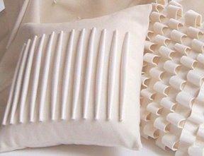 craft home decor: romantic pillows