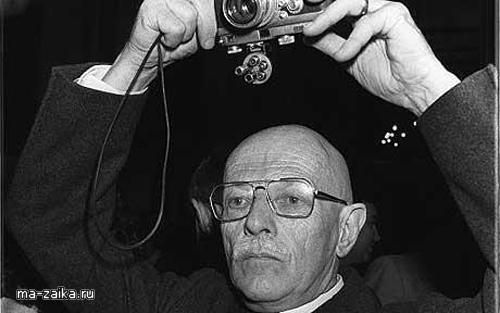 """Вилли Ронис: """"Я никогда не ездил без моей камеры даже за хлебом""""."""