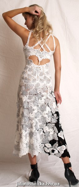 爱尔兰连衣裙(3) - 柳芯飘雪 - 柳芯飘雪的博客