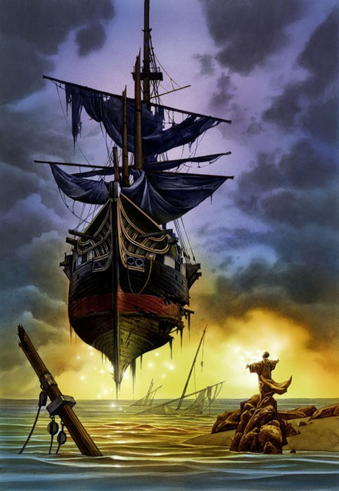 корсары 3 черный флаг