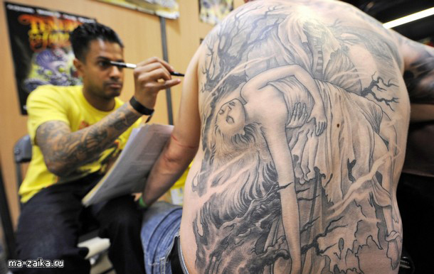 Tatoo Art Fest