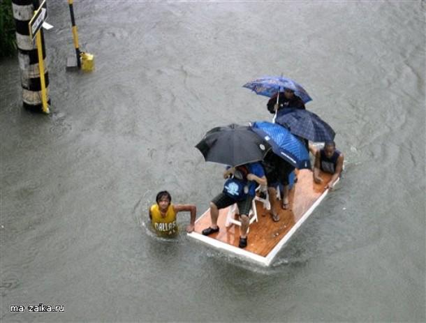 Наводнения на Филиппинах