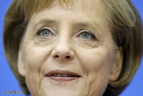 Немецкий канцлер и лидер Христианско-демократического союза (ХДС) Ангела Меркель