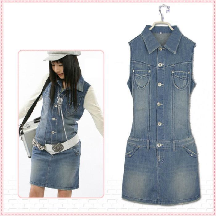 Как сшить джинсовое платье выкройки