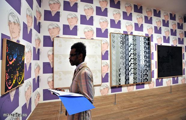 Материальный мир в Tate Modern