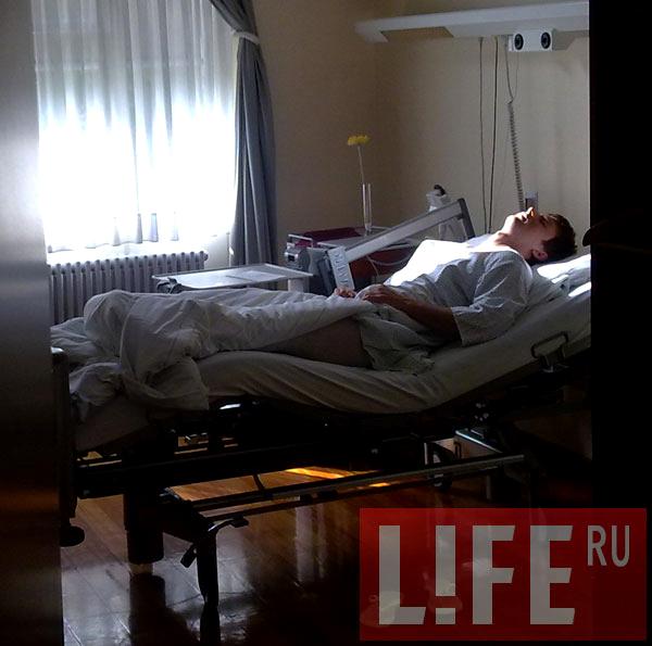 Сергея Лазарева экстренно прооперировали в Дюссельдорфе