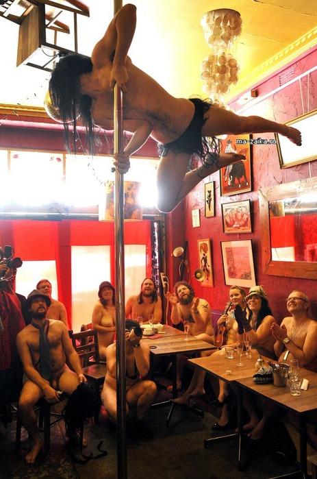 Бесстыдники на Naked Brunch, Мельбурн, 6 октября 2009