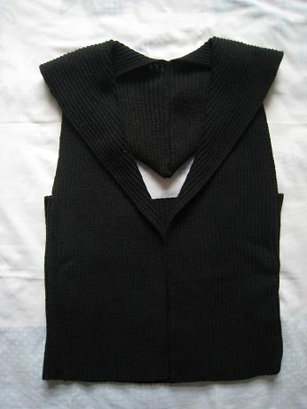 fashion vest, knitting patterns