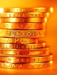 Золото, монеты