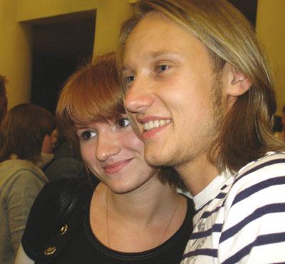 Алексей Корзин никому не отказал ни в автографе, ни в совместном фото. Фото Анны Глодевой.